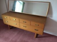 Bedroom furniture - wardrobe and dressing table