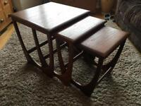 Vintage G Plan Nest Of Tables