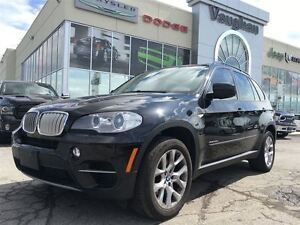 2013 BMW X5 DIESEL - ONLY 67564 KMS - NAVIGATION - PANO ROO