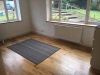 In Ground Flat 2 Double Rooms ShareKitchenBathShowerGarden FreeParking IncludesBillsNet NearTubePark