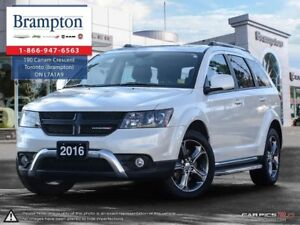 2016 Dodge Journey CROSSROAD | TRADE-IN | 8.4 IN TOUCHSCREEN | 2