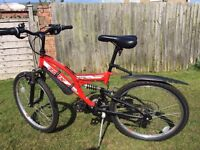 TRAX-TES24 BIKE FOR BOYS AGE BETWEEN 8 TO 13 YEAR