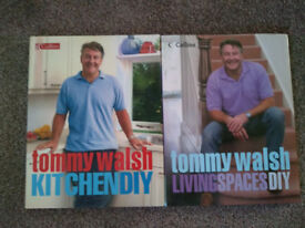 Tommy Walsh DIY Books - Would make a great present!!!