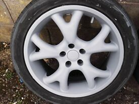 alloy wheels 5x100 vw audi skoda seat