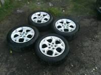 Vauxhall Astra / Vectra / Zafira Alloy Wheels 205 / 55 / R16
