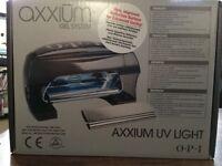 Axxiūm Gel System (OPI) Nail Drying UV Light