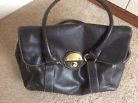 Jane Shilton leather handbag