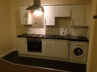 2 bed semi furnished apt to let with parking at 38 Everton Road near the city centre
