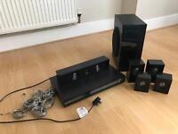 Samsung HT-D450 Surround Sound System