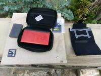 Red basically new Nintendo DS Lite, with 40 games, games case, 2x Nintendo cases, 2x screen protects