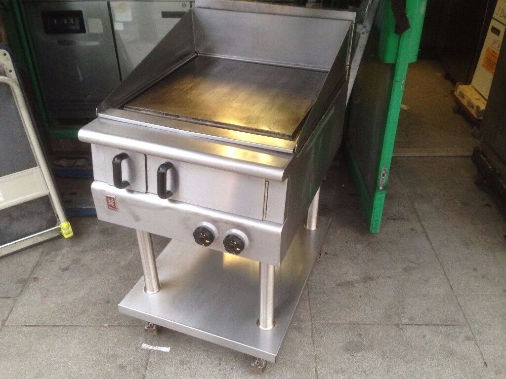 GAS FLAT GRILL CATERING COMMERCIAL CAFE KEBAB CHICKEN RESTAURANT FAST FOOD TAKE AWAY KITCHEN BBQ BAR