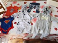 0 to 3 Month Bous Clothes PU Irlam or Marple will post if P&P is payed