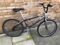 Big wheel bmx cruiser bike