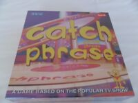 Catchphrase Board Game. New/Boxed/Sealed. Age 8-Adult. Ideal Xmas Present. No offers/Buyer collects