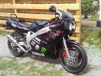 YAMAHA FZR 600 ENGINE 3HE 3UU £250 Tel 07870 516938 Anglesey GOOD RUNNER