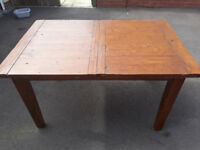 Dining Room Table & 3 Chairs £45 ONO