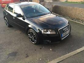 2009 a3 sport 2.0tdi 80.000 miles full service history one owner swap for bigger car or van or 4x4