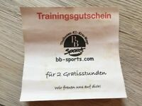 Gutschein bb Sports in Albersdorf  Thaiboxen Selbstverteidigung Schleswig-Holstein - Bunsoh Vorschau