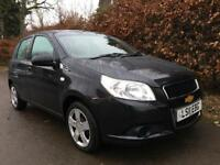 CHEVROLET AVEO 1.2 **2011** LOW MILES** 12 MONTHS MOT** IDEAL 1ST CAR**