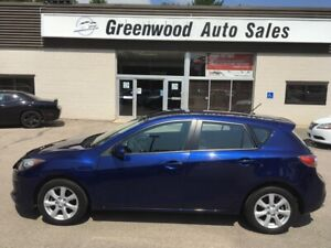 2013 Mazda 3 GX PRICED TO MOVE! 5 SPEED! CALL TODAY!