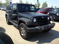 2011 Jeep WRANGLER UNLIMITED Rubicon Call Of Duty Edition