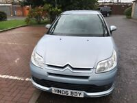2006 Citroen C4 1.6 HDi 16v VTR 3dr Manual 1.6L @07445775115
