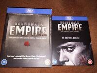Boardwalk Empire series, on Bluray