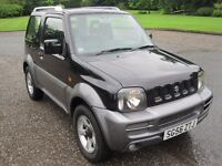 Suzuki Jimny 1.3 JLX+ 3dr Great Value Compare the price I`m retiring from the motor trade so must go