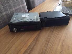 Kenwood Kdc-4054u radio / MP3 / CD player works with iPod & iPhone