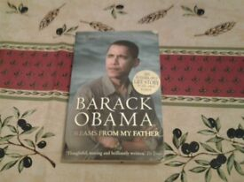 Barack Obama ( dreams from my father)