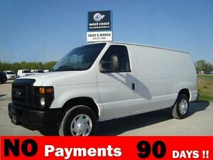 2008 Ford E-150 Commercial Cargo Van