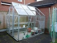 Greenhouse (6ft x 8ft)