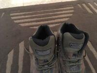 Timberland walking boots