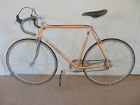 "Classic/Vintage/Retro Raleigh Campagnolo Gran Sport 22.5"" Racing/Road Bike (1982, Reynolds 531c)"