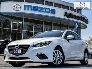 2015 Mazda Mazda3 Sport GS | Heated Seats | Back Cam | Bluetooth