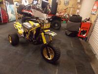 yamaha 250cc trike 1984 tri z.