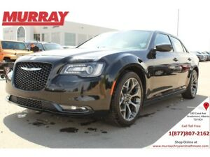 2017 Chrysler 300 300S *REAR WHEEL DRIVE! LEATHER!*