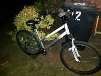 Trek Gary Fisher Advance Ladies mountain bike cycle vgc