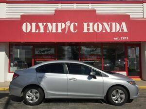 2014 Honda Civic LX | Cruise | Bluetooth | Automatic
