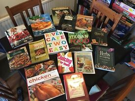 Cookery Books Bargain Bundle