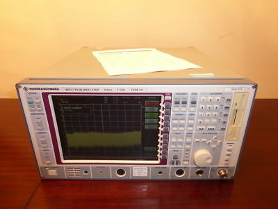 Rohde Schwarz Fseb 20 9khz To 7ghz Spectrum Analyzer W Opt B4 - Calibrated