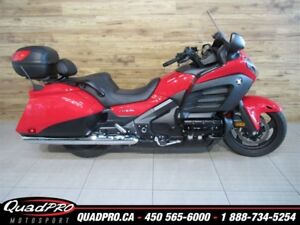 2014 Honda Gold Wing 1800 F6B ABS  75,82$/SEMAINE