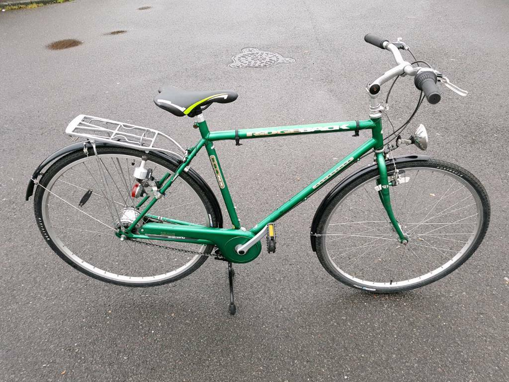 RIDGEBACK ADVENTURE HYBRID/ COMMUTER/ STATION BIKE..FULLYBSERVICED