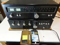 Sansui AU 3900 and Sansui TU 3900 Both in perfect Working Order Mint