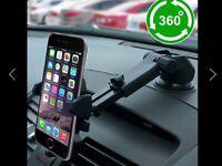 (Super sturdy) car mobile phone holder