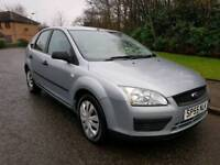 2005 55 FORD FOCUS 1.6 LX 5 DOOR * LOW MILEAGE * SERVICE HISTORY *