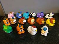 Toot Toot animals! £3 each!