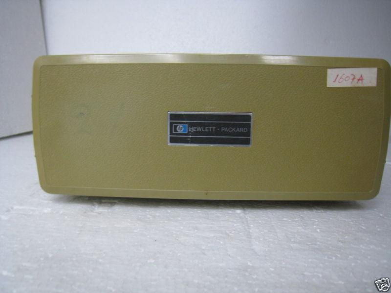 HP 1607A Logic State Analyzer