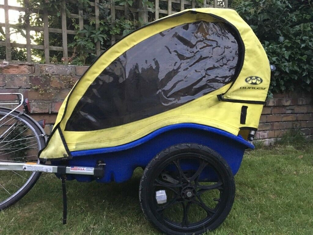 Burley Cub 2-seat Bike Trailer   in Gloucester Road, Bristol   Gumtree