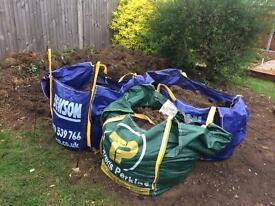 FREE Topsoil - approx 3 Tonnes